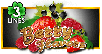 Berry Flavors 3 Lines