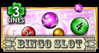 Bingo Slot 3 Lines