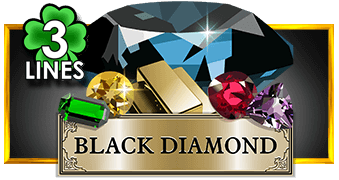Black Diamond 3 Lines
